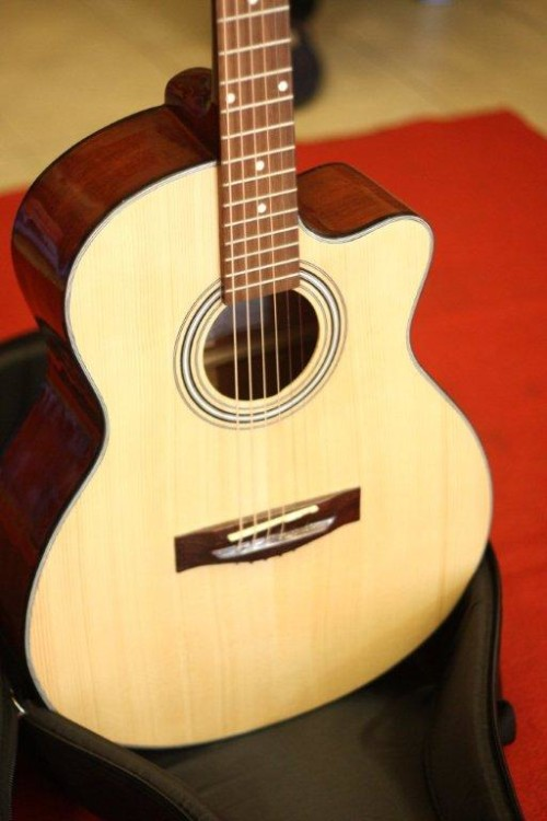 dan guitar gia re hd119