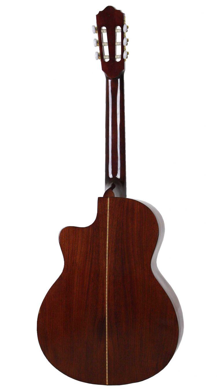 guitar-classic-cl-150-back-vertical