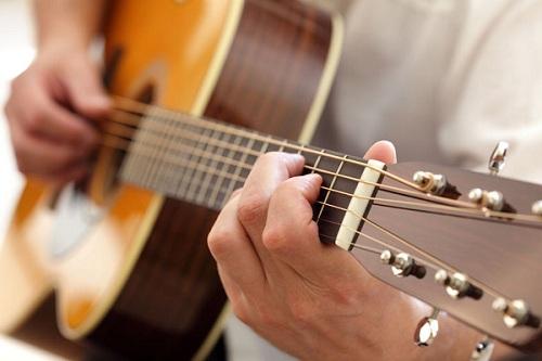 Kết quả hình ảnh cho tập đàn guitar